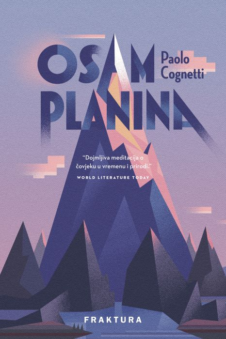 Paolo Cognetti: Osam planina