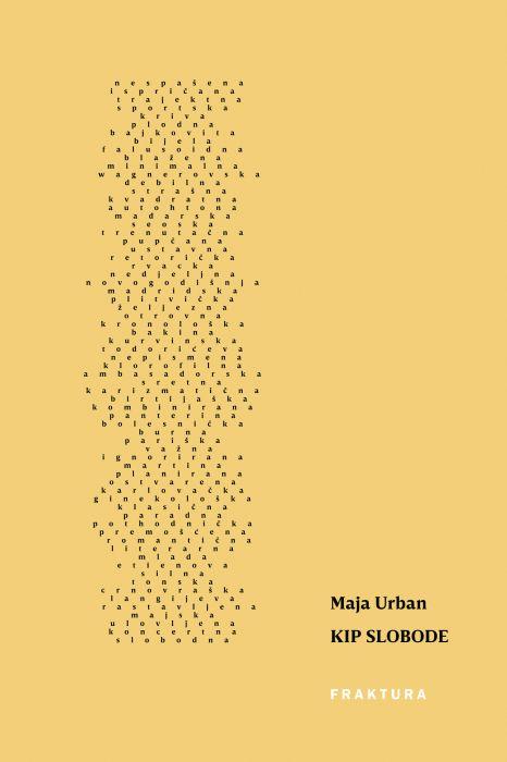 Maja Urban: Kip slobode