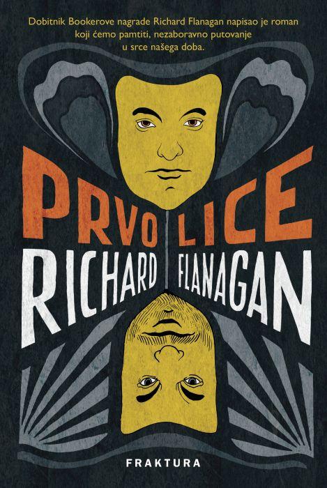 Richard Flanagan: Prvo lice