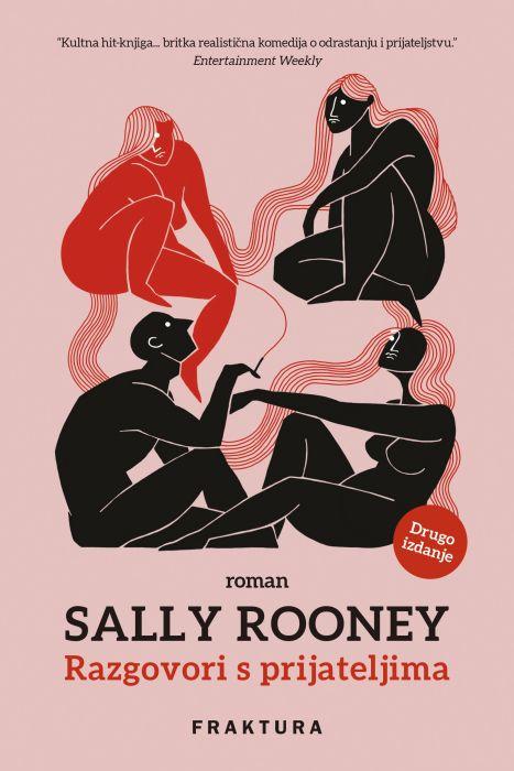 Sally Rooney: Razgovori s prijateljima