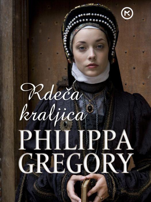 Phillippa Gregory: Rdeča kraljica