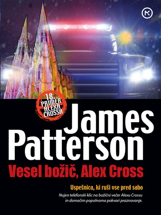 James Patterson: Vesel božič, Alex Cross