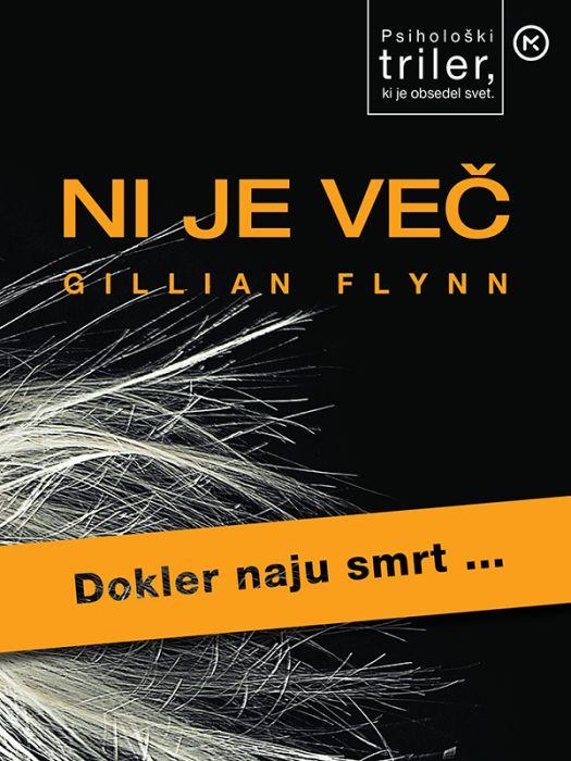 Gillian Flynn: Ni je več
