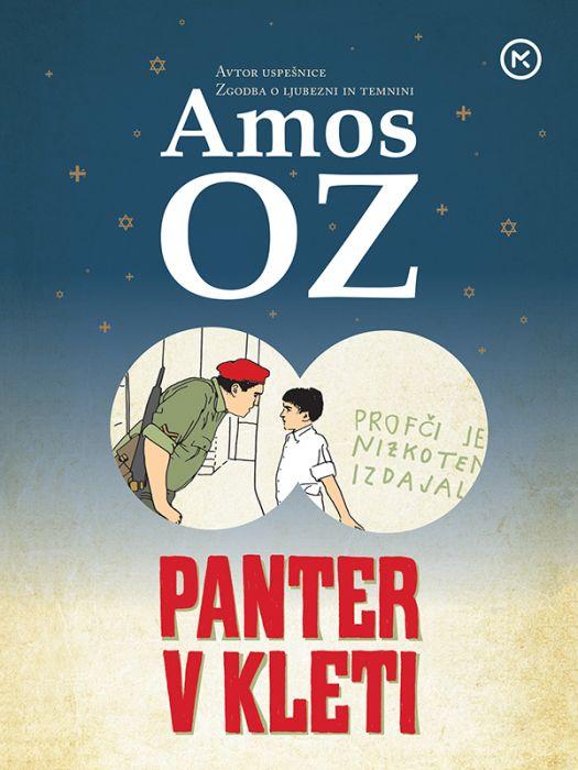 Amos OZ: Panter v kleti