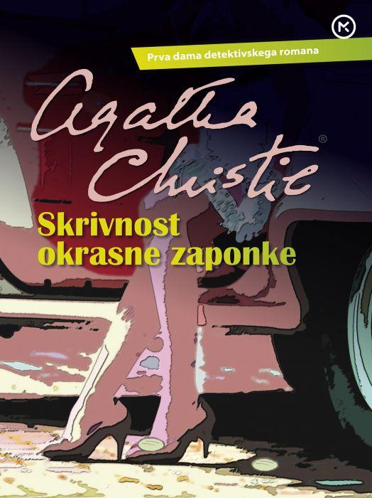 Agatha Christie: Skrivnost okrasne zaponke