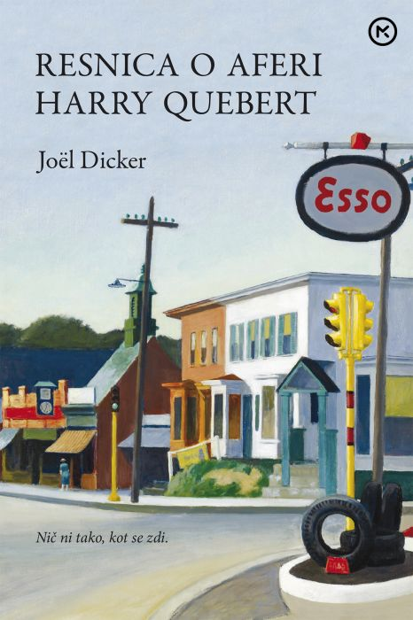Joël Dicker: Resnica o aferi Harry Quebert