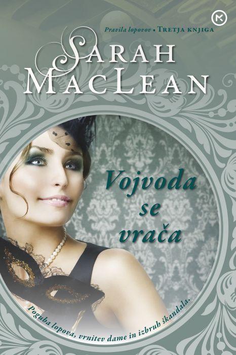 Sarah MacLean: Vojvoda se vrača