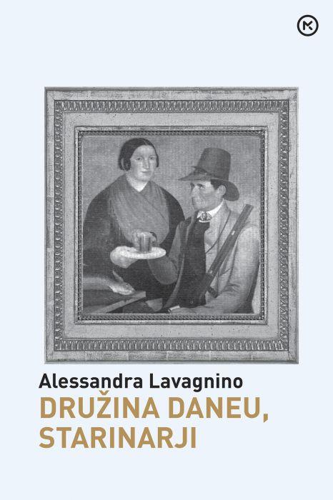 Alessanda Lavagnino: Družina Daneu, starinarji