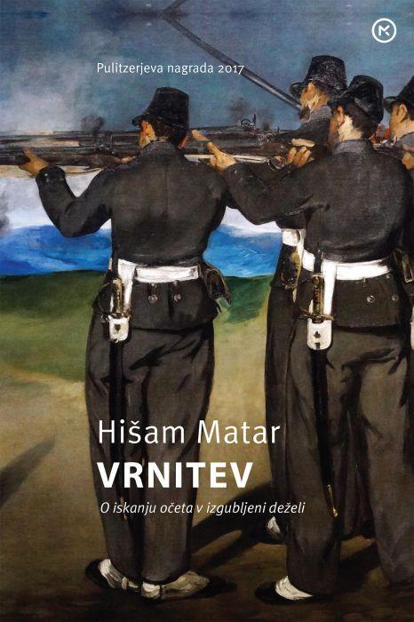 Hišam Matar: Vrnitev