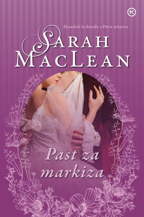 Sarah MacLean: Past za markiza