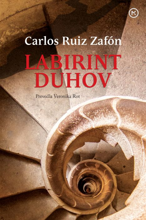 Carlos Zafon Ruiz: Labirint duhov