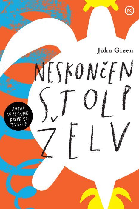 John Green: Neskončen stolp želv