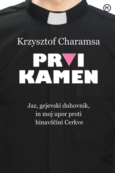 Krzysztof Charamsa: Prvi kamen
