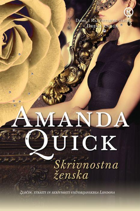 Amanda Quick: Skrivnostna ženska