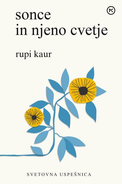 Rupi Kaur: Sonce in njeno cvetje