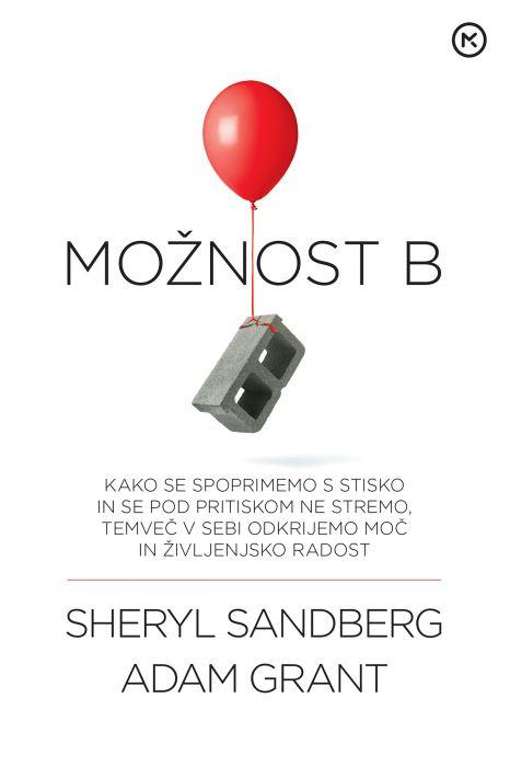 Sheryl Sandberg, Adam Grant: Možnost B