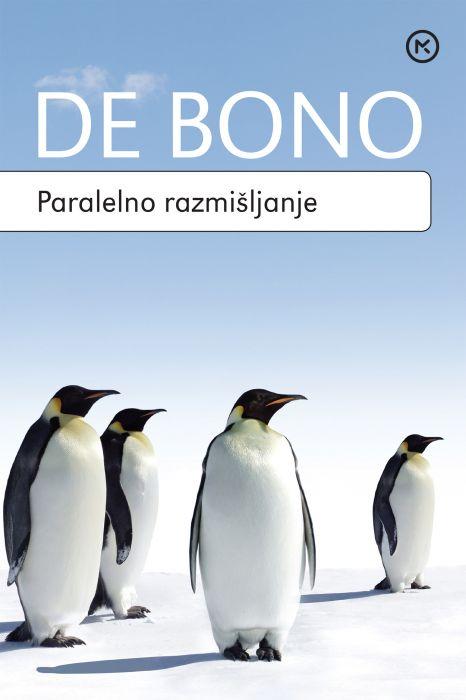 Edward De Bono: Paralelno razmišljanje