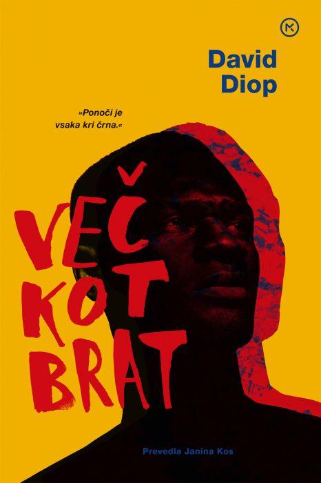 David Diop: Več kot brat