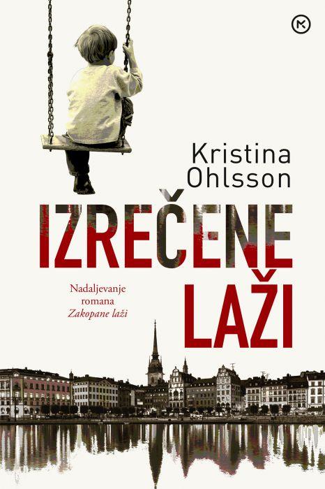 Kristina Ohlsson: Izrečene laži