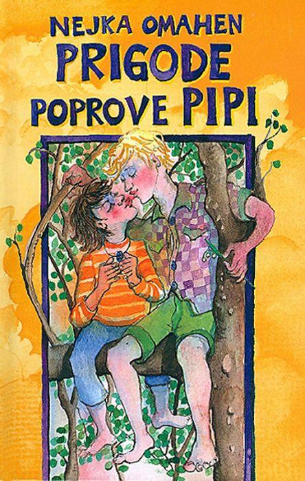Nejka Omahen: Prigode Poprove Pipi