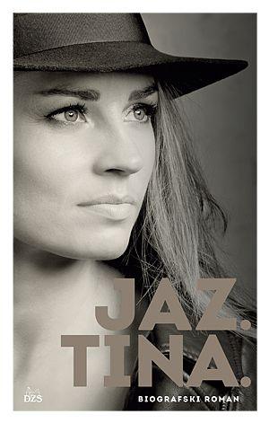 Tina Maze, Vito Divac: Jaz. Tina, biografski roman