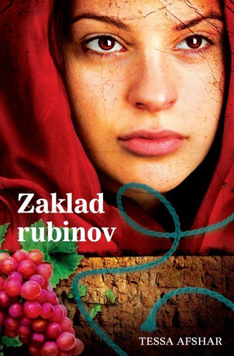 Tessa Afshar: Zaklad rubinov