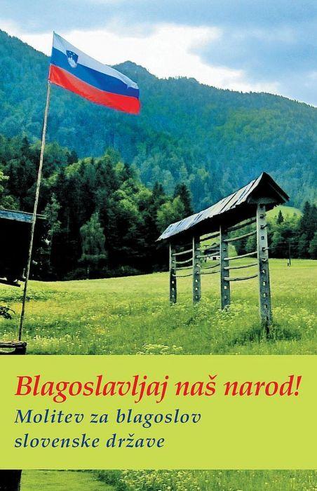 Jože Plut, Andrej Turk, David Ahačič: Blagoslavljaj naš narod!
