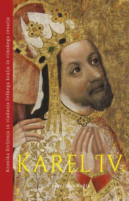 František Kožík: Karel IV.
