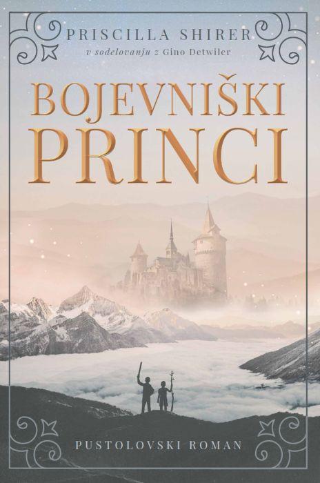 Priscilla Shirer in Gina Detwiler: Bojevniški princi