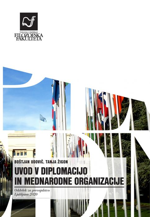 Boštjan Udovič, Tanja Žigon: Uvod v diplomacijo in mednarodne organizacije
