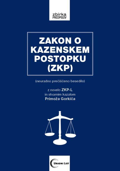 /: Zakon o kazenskem postopku (ZKP)