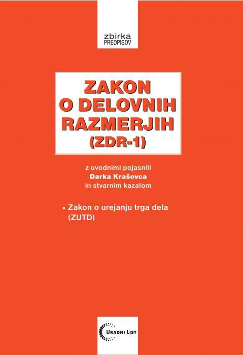 /: Zakon o delovnih razmerjih (ZDR-1)