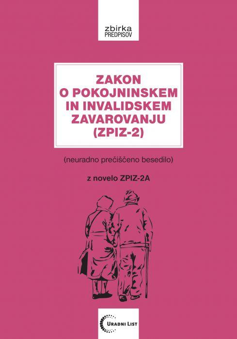 /: Zakon o pokojninskem in invalidskem zavarovanju (ZPIZ-2)