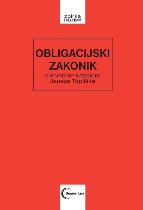 /: Obligacijski zakonik (OZ-UPB1)