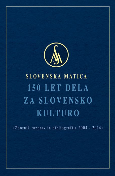 Drago Jančar, Aleš Gabrič, Janez Stergar, Katja Kleindienst: Slovenska matica - 150 let dela za slovensko kulturo