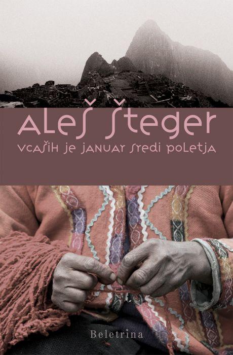 Aleš Šteger: Včasih je januar sredi poletja