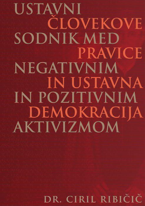 Ciril Ribičič: Človekove pravice in ustavna demokracija