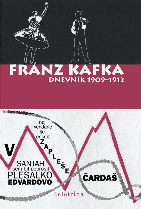 Franz Kafka: Dnevnik 1909-1912