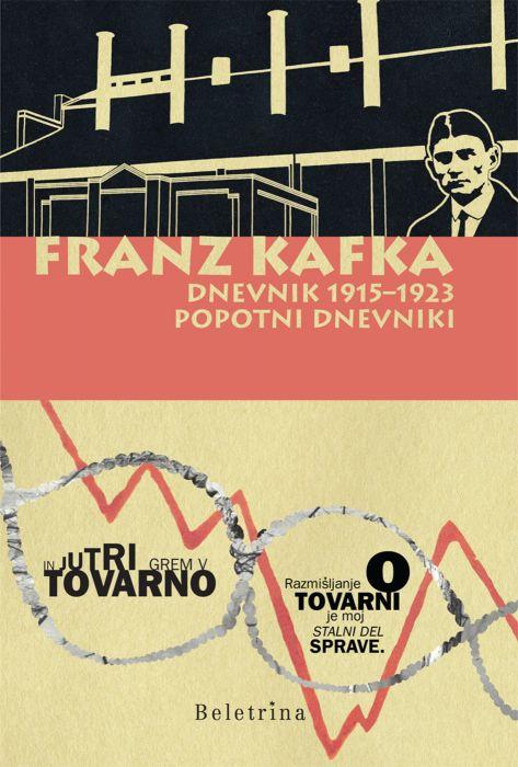 Franz Kafka: Dnevnik 1915-1923