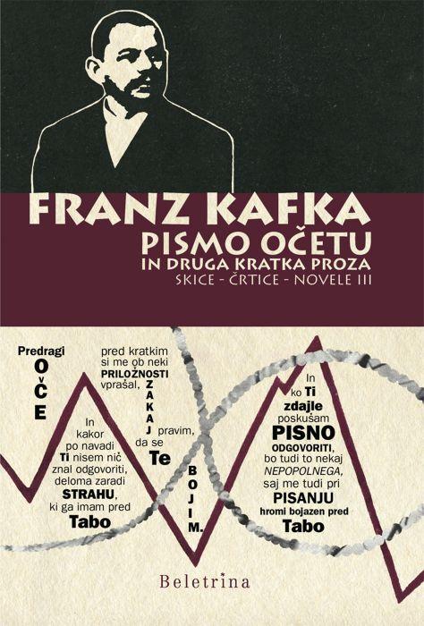 Franz Kafka: Pismo očetu in druga kratka proza