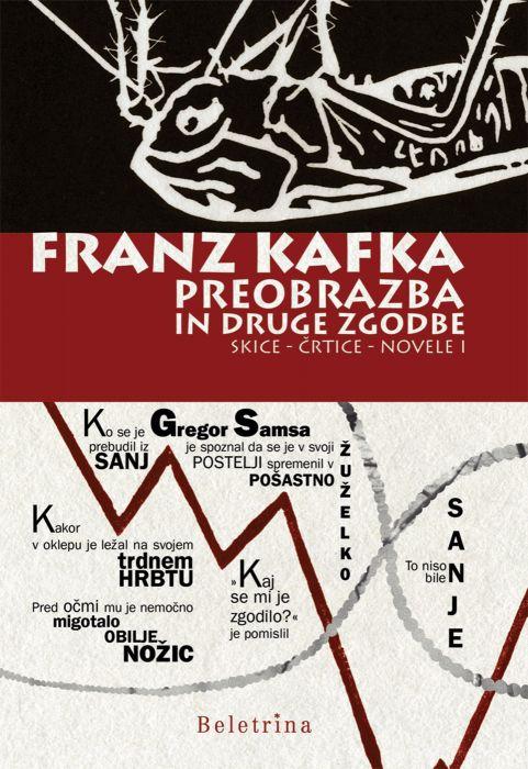 Franz Kafka: Preobrazba in druge zgodbe
