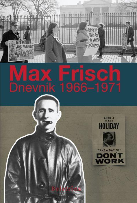Max Frisch: Dnevnik 1966-1971