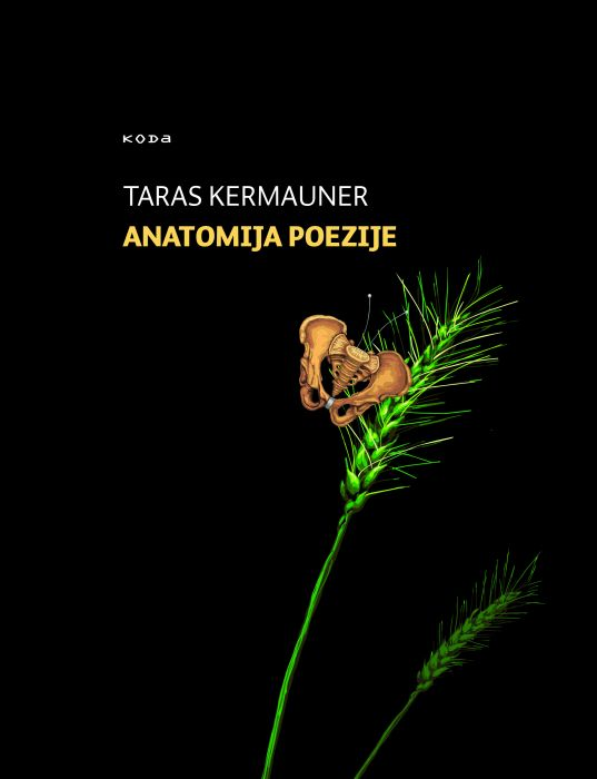 Taras Kermauner: Anatomija poezije
