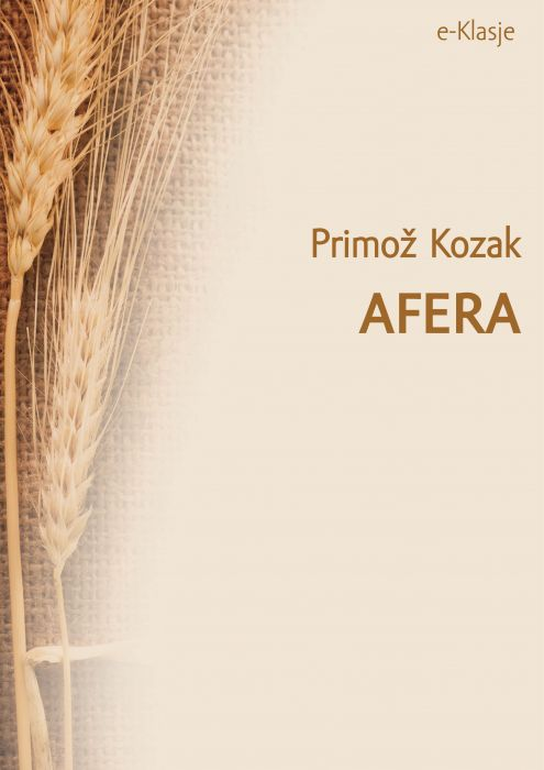 Primož Kozak: Afera