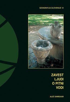 Aleš Smrekar: Zavest ljudi o pitni vodi