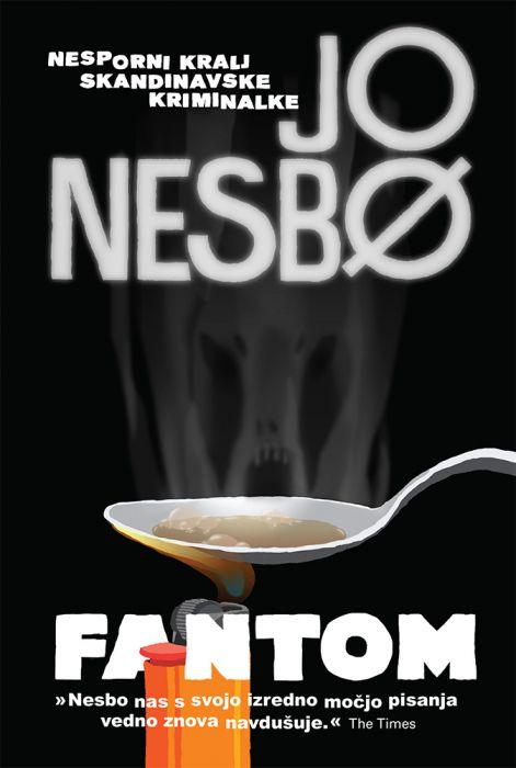 Jo Nesbo: Fantom