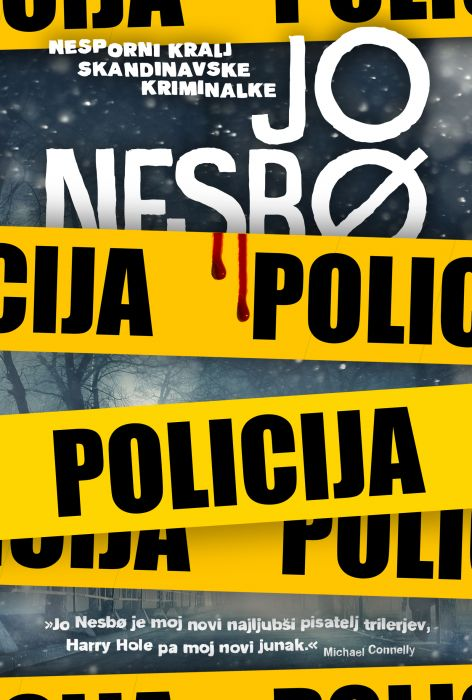 Jo Nesbo: Policija