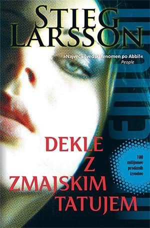Stieg Larsson: Dekle z zmajskim tatujem