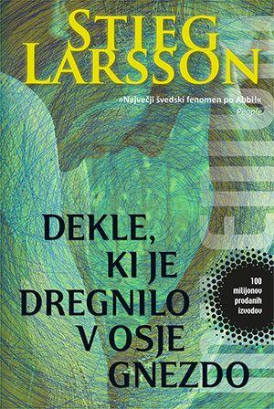 Stieg Larsson: Dekle, ki je dregnilo v osje gnezdo