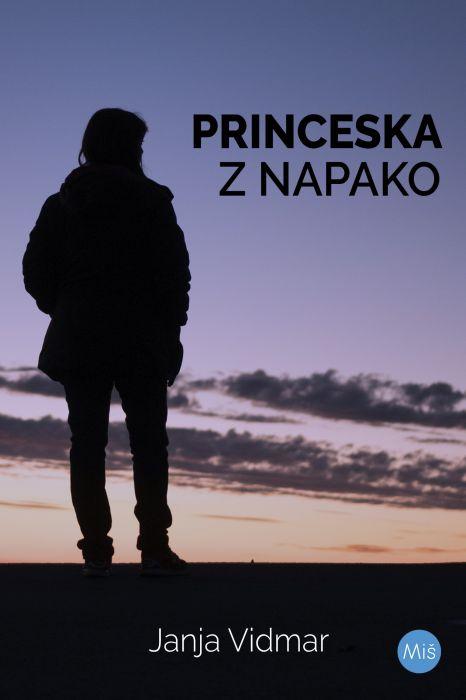 Janja Vidmar: Princeska z napako